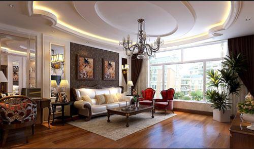客厅吊顶类型