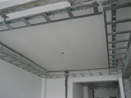 轻钢龙骨在室内装修中有哪些作用