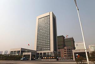 中国人民银行工程案例